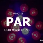 What is PAR light measurement?