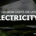 Do LED Grow Lights Use Less Electricity