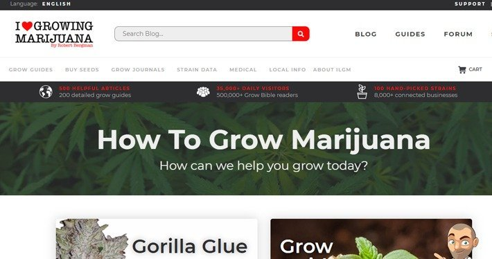 Cannabis Affiliate Programs - I Love Growing Marijuana Affiliate Program