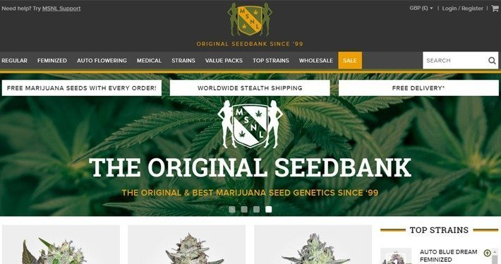 Cannabis Affiliate Programs - Marijuana Seeds NL Affiliate Program