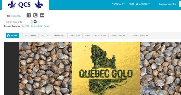 Cannabis Affiliate Programs - Quebec Cannabis Seeds Affiliate Program