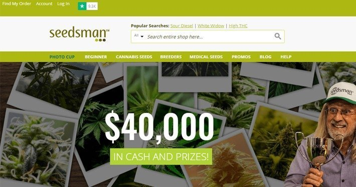 Cannabis Affiliate Programs - Seedsman Affiliate Program