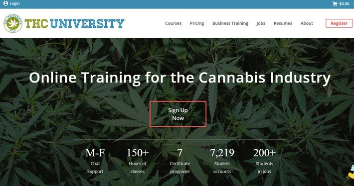 THC University Affiliate Program