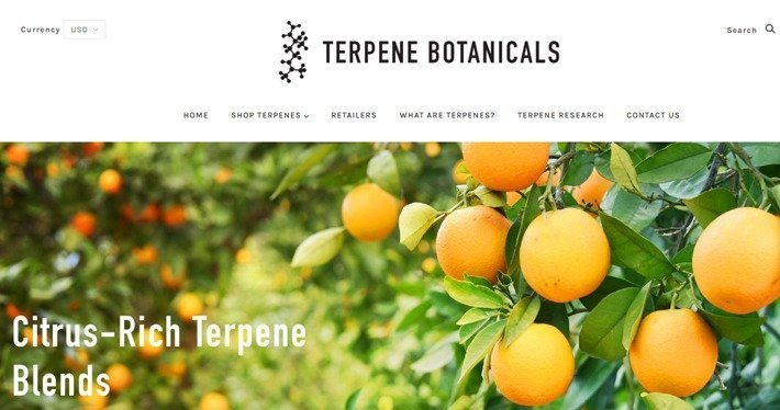 Cannabis Affiliate Programs - Terpene Botanicals Affiliate Program