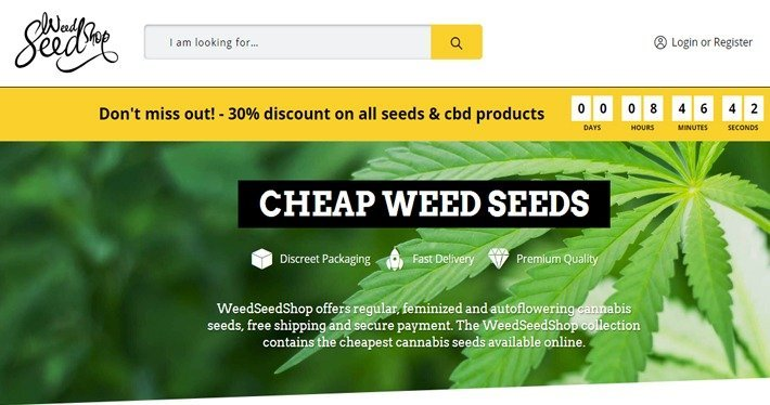 Cannabis Affiliate Programs - Weed Seed Shop