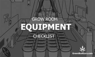 Grow Room Equipment Checklist