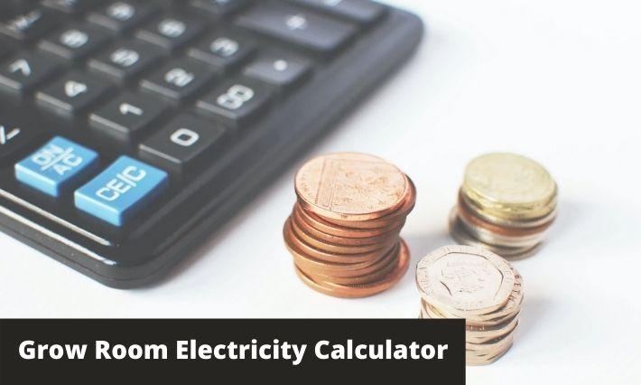 Grow Room Electricity Calculator