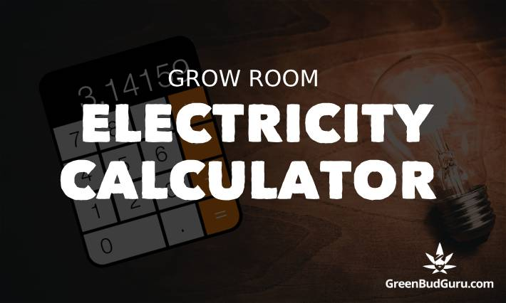 Grow Room Electricity Calculator